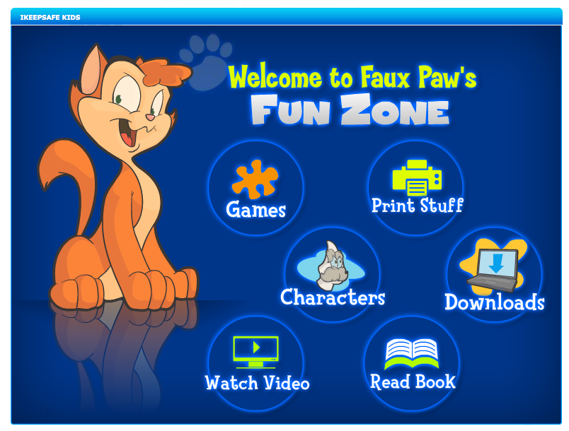 image of Faux Paw Games