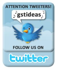 Follow Us on Twitter - http://twitter.com/gstideas